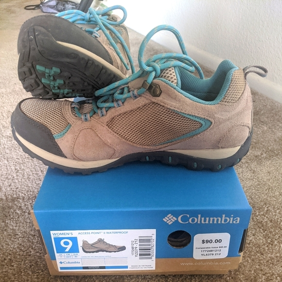 Columbia Shoes | Sale One Day Only